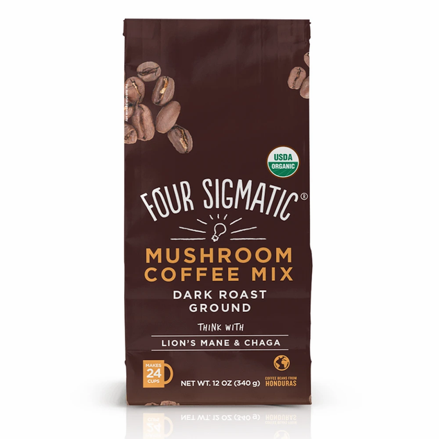 Four Sigmatic Ground Mushroom Coffee Mix