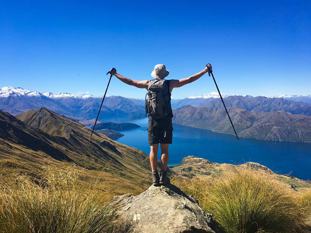 Hiking - New Zealand - Jassa Ahluwalia