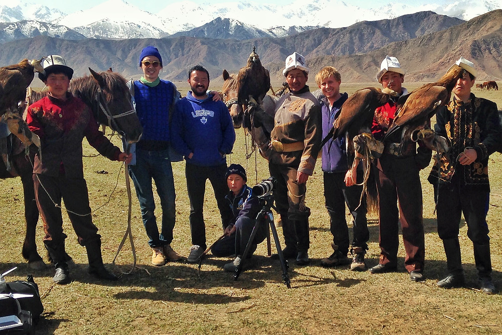 Eagle Hunting in Kyrgyzstan