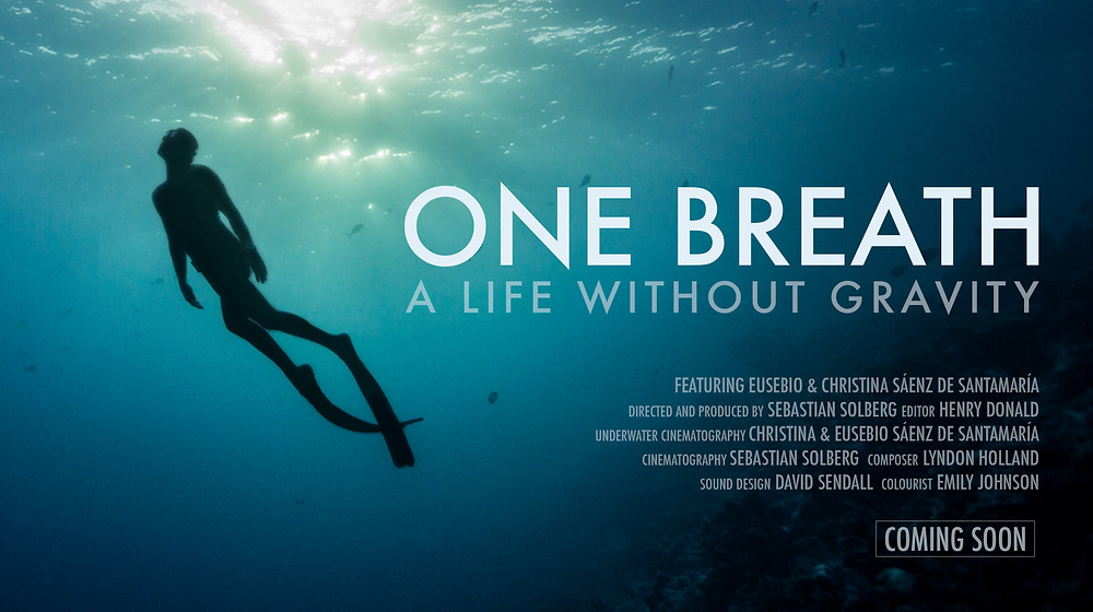 One Breath Poster - Sebastian Solberg