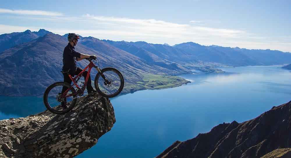 Mountain Biking - Sebastian Solberg