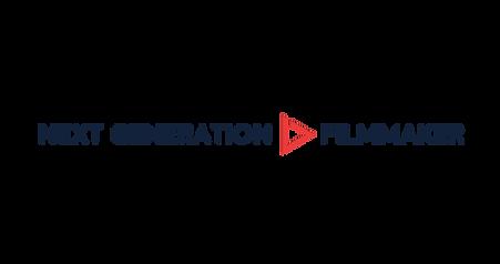 Next Generation Filmmaker - Logo Options