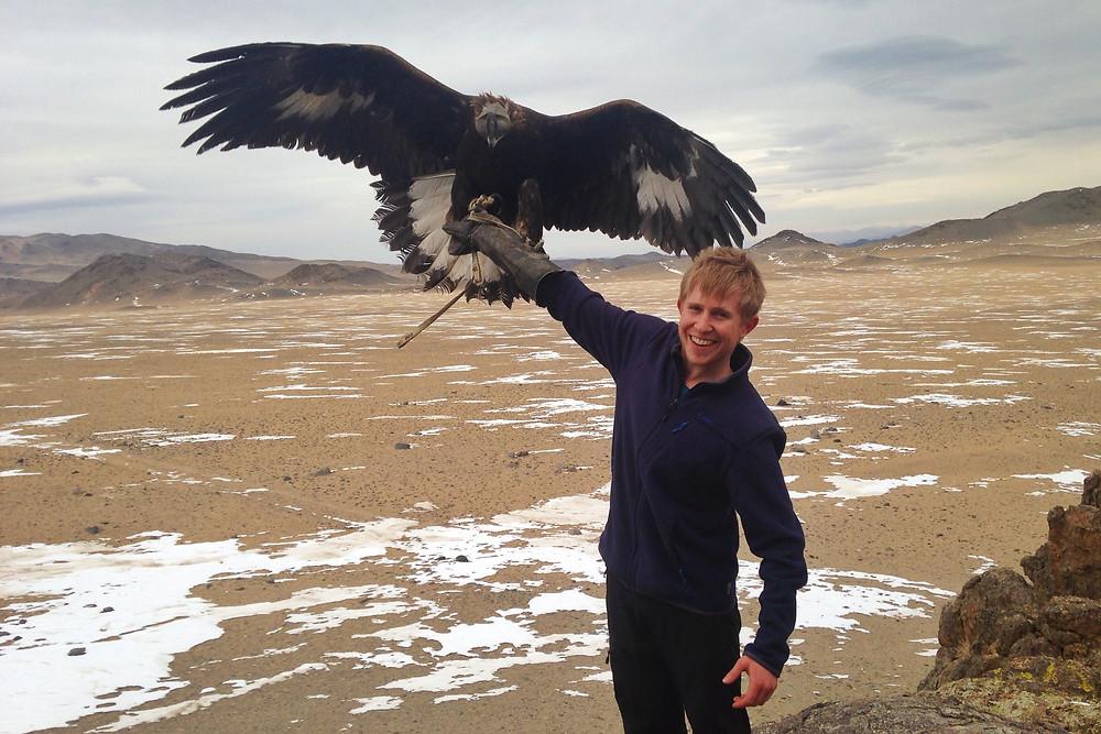 The Eagle Huntress - Sebastian Solberg - Filmmaker