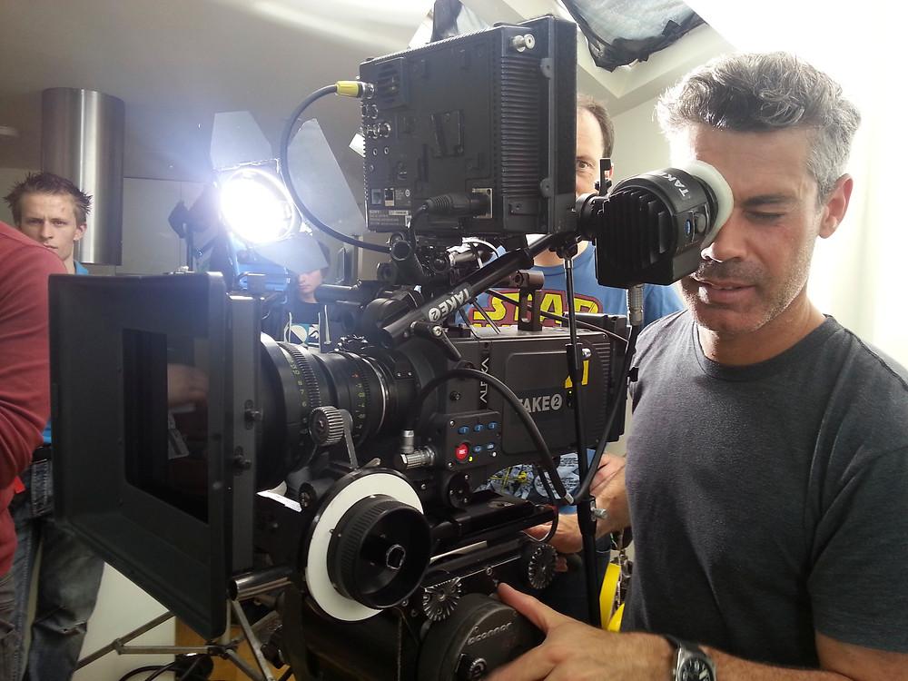 Cinematographer Dale McCready