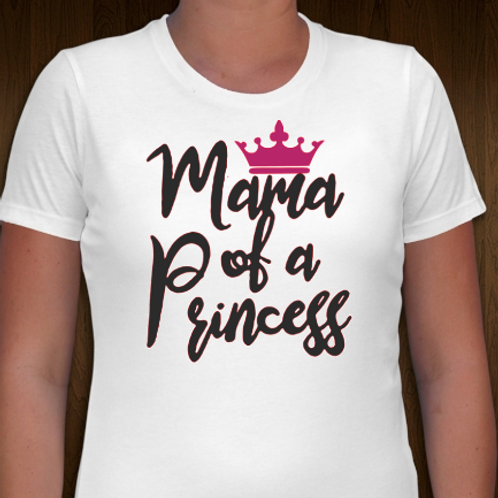 Mother/Daughter Princess-Queen Set