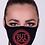 Thumbnail: But God Rhinestone Black Mask