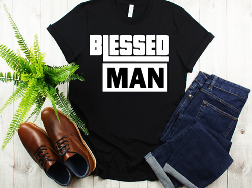 Blessed Man's Tee