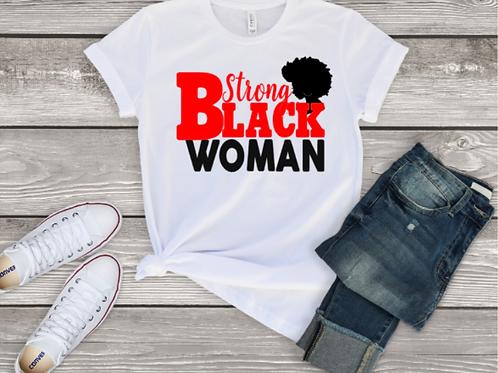 Strong Black Woman Tee