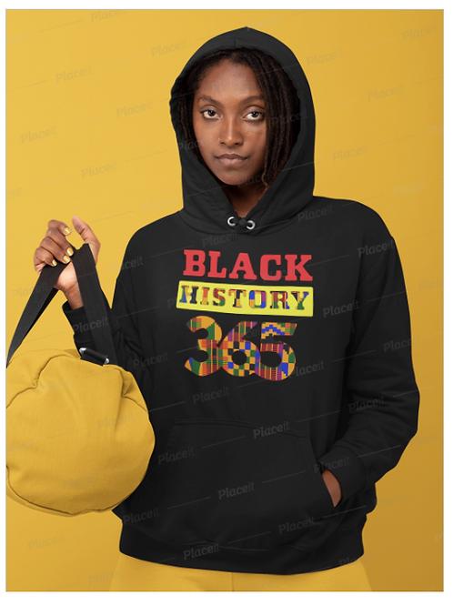 Black History 365 Hoodie