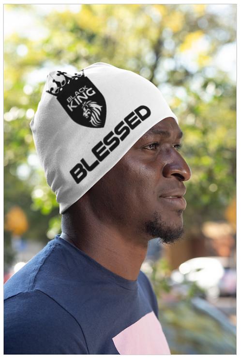 Black King Blessed Beanie