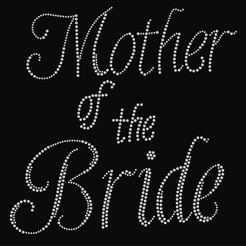 Mother Of The Bride Tee - © 2018. All Rights Reserved.
