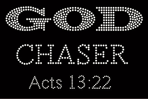 God Chaser Tee - © 2014. All Rights Reserved.