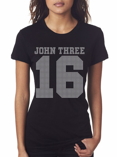 John Thee 16 Tee - © 2017. All Rights Reserved.