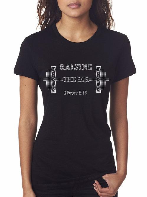 Raising The Bar Tee