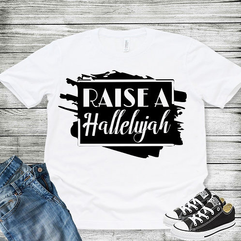 Raise A Hallelujah Tee