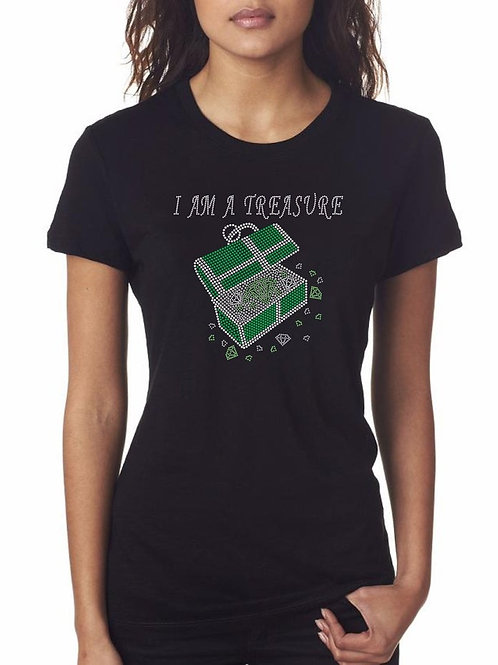 I Am A Treasure 2020 Tee - SHIP  ONLY 4X