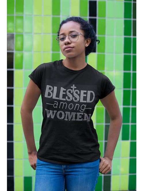 Blessed Among Women Tee