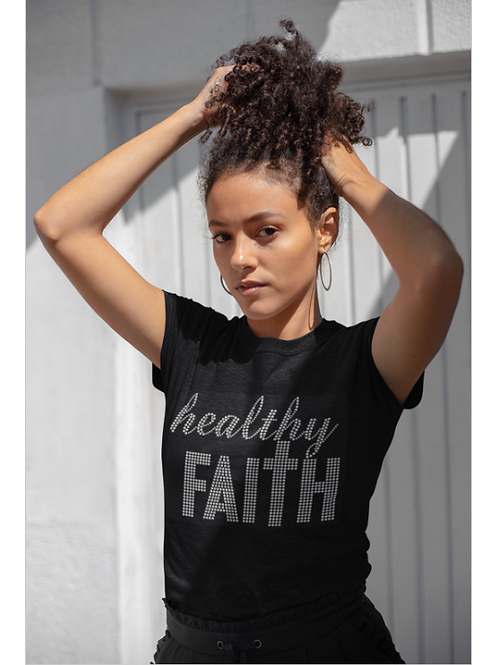 Healthy Faith Tee