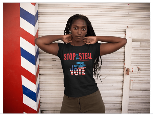 Stop The Steal Tee
