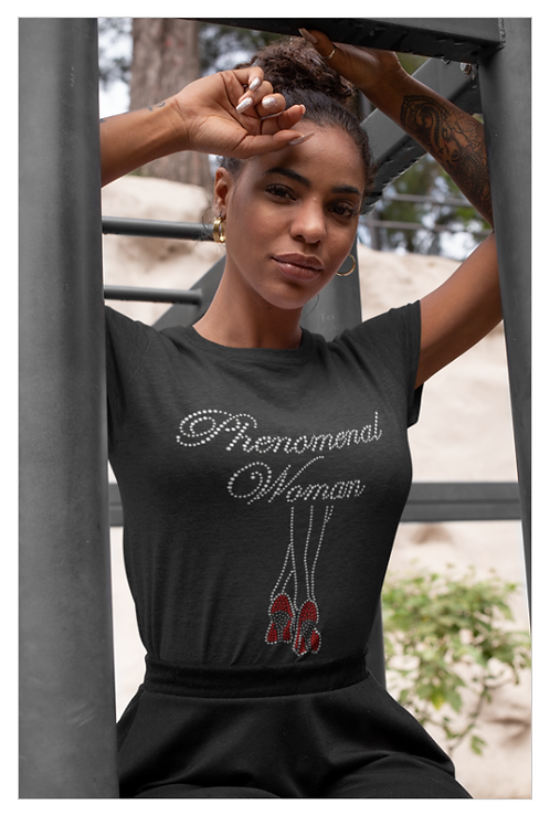 Phenomenal Woman Tee - © 2018. All Rights Reserved.