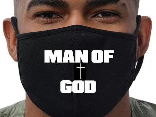 Man of God Mask