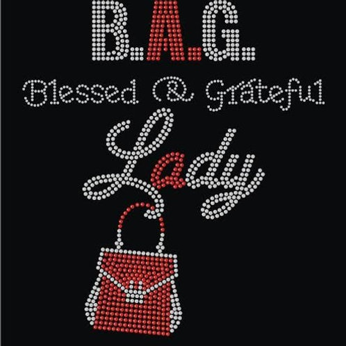 Bag Lady Tee - © 2018. All Rights Reserved.