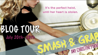 Fantastic Flying Book Club Throws Smash & Grab a Blog Tour!