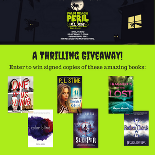 A Thrilling Giveaway