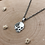 Thumbnail: 2D Skull Necklace