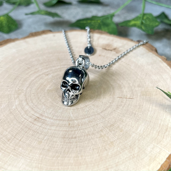 Ossium Skull Necklace