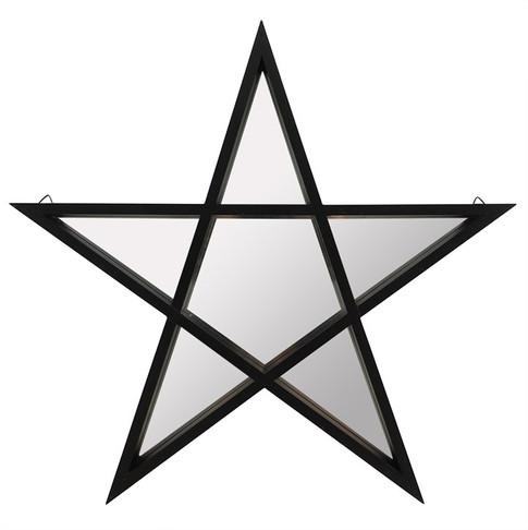'Summon Me' Pentagram Mirror