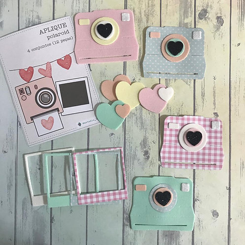 Aplique Polaroid