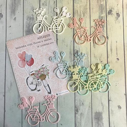 Aplique Bicicleta