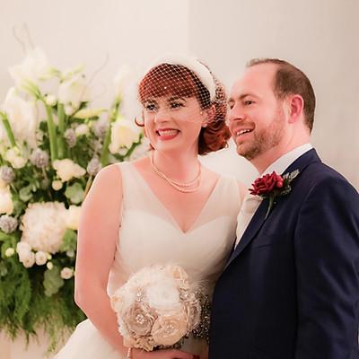Mr & Mrs Holman