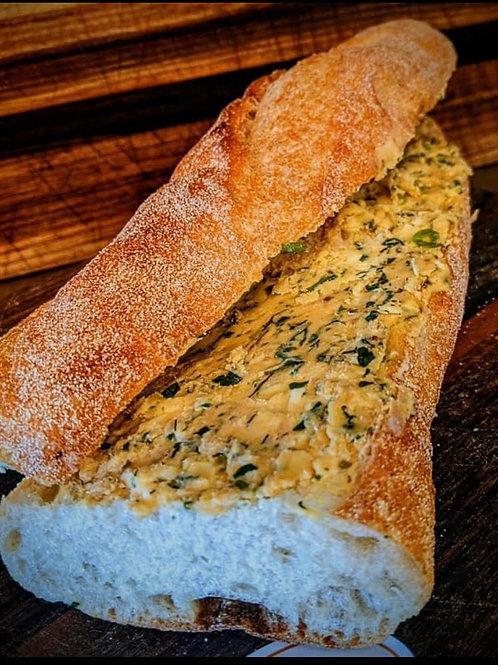 Racine Garlic Bread
