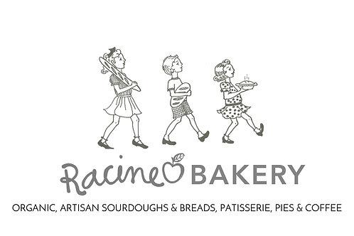 Racine Bakery $50 Gift Voucher