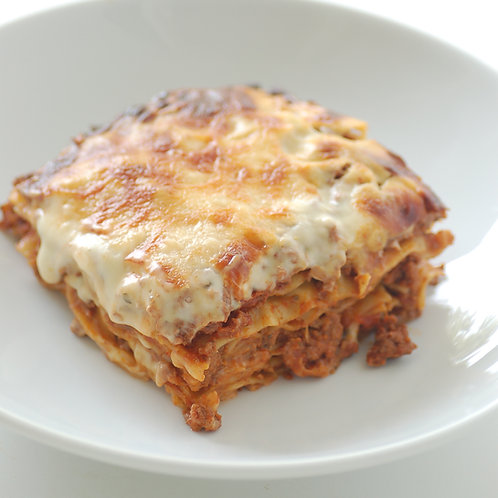 Family Sized Lasagne