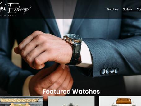 Detroit Watch Exchange Website