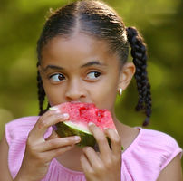 Girl Eating Watermelon.jpg