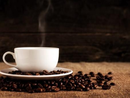 Exportaciones de café colombiano.