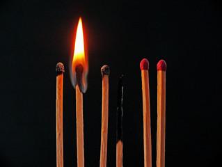 Resiliência e Burnout - extremos na vida de um líder