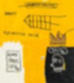 BAsquiat - Rome-Pays-Off 1982_2004 44 x