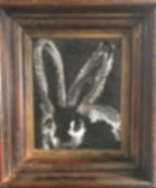 Slonem - Black Diamond Bunny.jpg