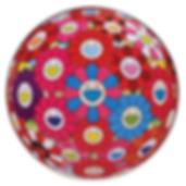 Murakami - Flowerball(3D) Blue, Red.png