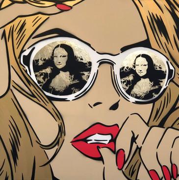 Simmons - Mona Lisa Gold