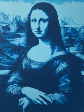 Simmons - Mona Lisa Blue