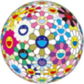 Murakami - Flowerball(3D) Autumn 2004.jp