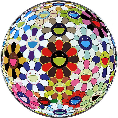 Flowerball (Lots of Colors)