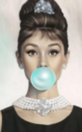 Moebius - Audrey Hepburn Bubblegum.jpg