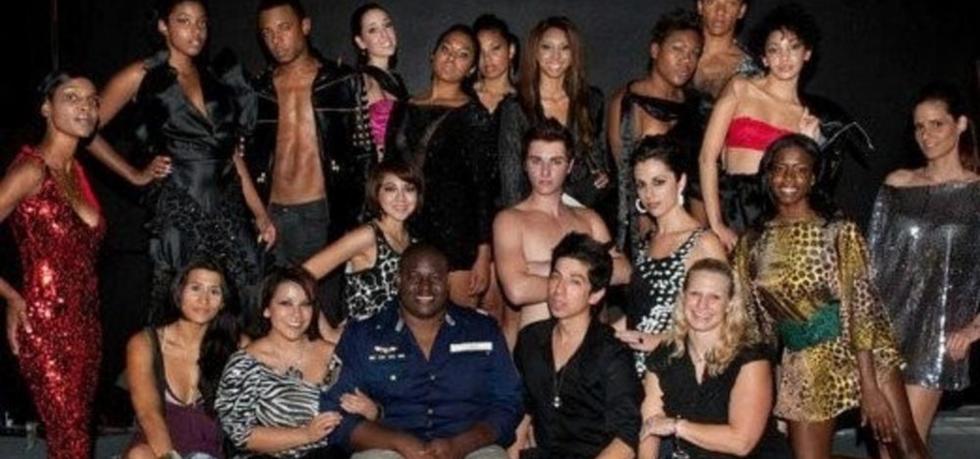 Distortion Fashion Show